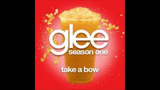 Glee - Take A Bow (DOWNLOAD MP3+LYRICS)