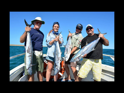 Birri Fishing Resort 2015 - Mornington Island, Gulf Of Carpentaria, QLD