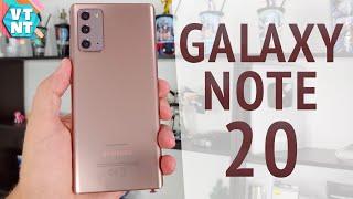 Samsung Galaxy Note 20 Обзор. Стоит ли покупать?