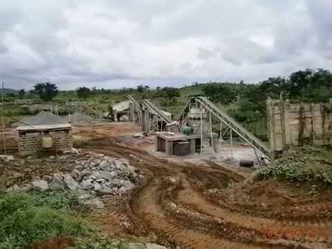 Nigeria quarry mining crusher, Nigeria quarry mobile crusher