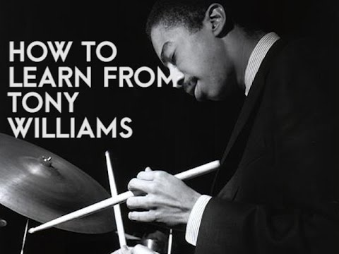Drum Lesson // How To Learn From Tony Williams // Dylan Walsh