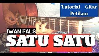 Tutorial Gitar - Iwan Fals ( SATU SATU )