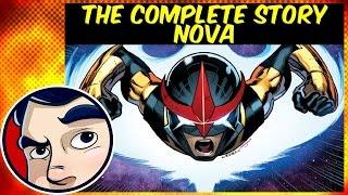 Nova Origin (Sam Alexander) - Complete Story | Comicstorian