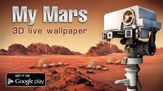 My Mars (3D Live Wallpaper)