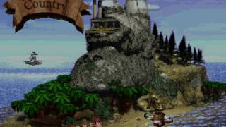 "[TAS] SNES Donkey Kong Country ""101%"" by Tompa in 41:18.37"