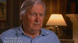 Fess Parker on the challenges of playing Davy Crockett - TelevisionAcademy.com/Interviews