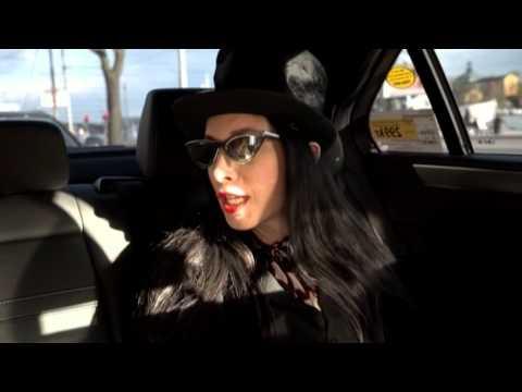 Bea Åkerlund har stylat Madonna och Lady Gaga - Nyhetsmorgon (TV4)