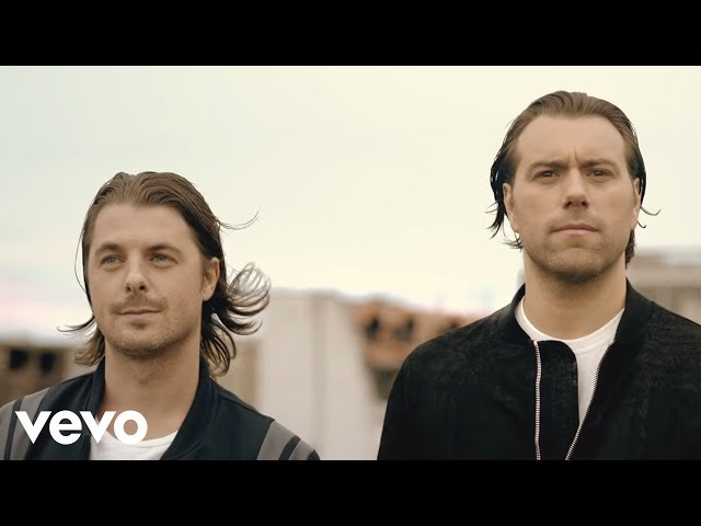 Axwell Λ Ingrosso - Sun Is Shining