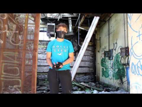 Teenage Urban Explorers in NYC + Drone Shots HD