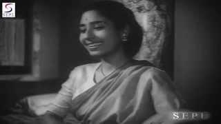 Meri Wafayen Tumhari Jafayen - Asha Bhosle - AMANAT - Bharat Bhushan, Chand Usmani