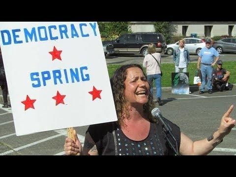 Pushed Out Berniecrat Runs As Independent Progressive