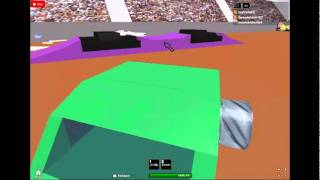 roblox monster truck rally 2011