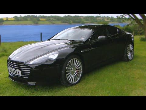 Aston Martin Rapide S - Fifth Gear