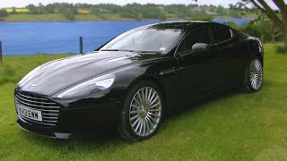 Aston Martin Rapide S - Fifth Gear