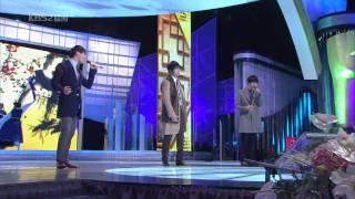 [HD] 101231 JYJ Live - 찾았다 Chajatta 見つけた found you (KBS Drama Awards) thumbnail