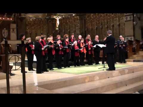 """Prades Cor  : Concert  a Montserrat  """"Sota la vostra protecció """""""