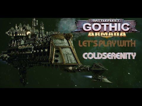 BattleFleet Gothic Armada #13 - Enter the Planet Killer!