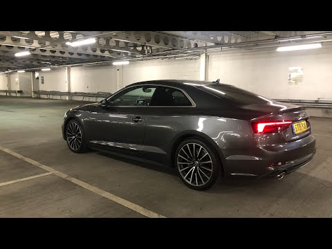 MY NEW AUDI A5 - Review