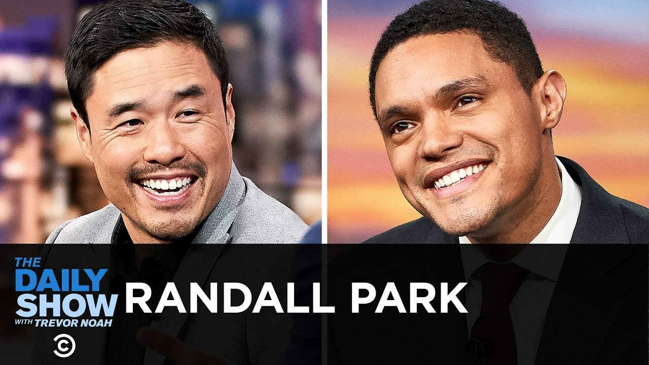 "Randall Park - Taking Cues from Fans and Real Life for ""Always Be My Maybe 