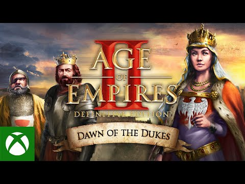 Age of Empires II: Definitive Edition - Dawn of the Dukes - Pre-order Now