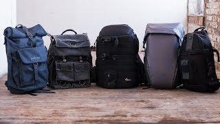 5 BEST ADVENTURE TRAVEL BACKPACKS