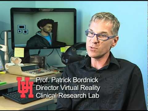 HoustonPBS UH Moment: Virtual Reality Clinical Research Lab