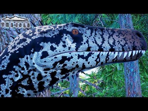 The Isle - Caçando Com Herrerasaurus, Bebê Dryosaurus! | Dinossauros Caçando (#89) (Gameplay/PT-BR)