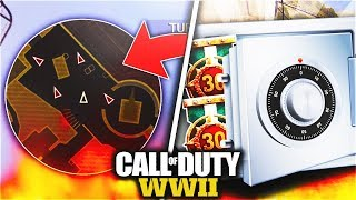 How to PREDICT SPAWNS & CONTROL MAP ROTATION WITHOUT a UAV! (COD WW2 Tips & Tricks)