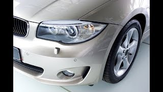 Vehicle Damages after a WRECK