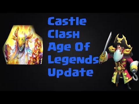 Castle Clash: Age Of Legends Update Review