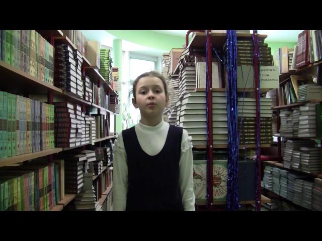 Изображение предпросмотра прочтения – ГорячеваПолина читает произведение «Детство» И.З.Сурикова