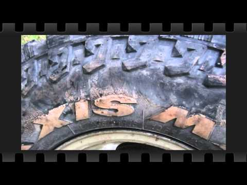 "OUTBACK 4shore 4WD TV - Maxxis Bighorn MT-764 ""The Super Tyre"""