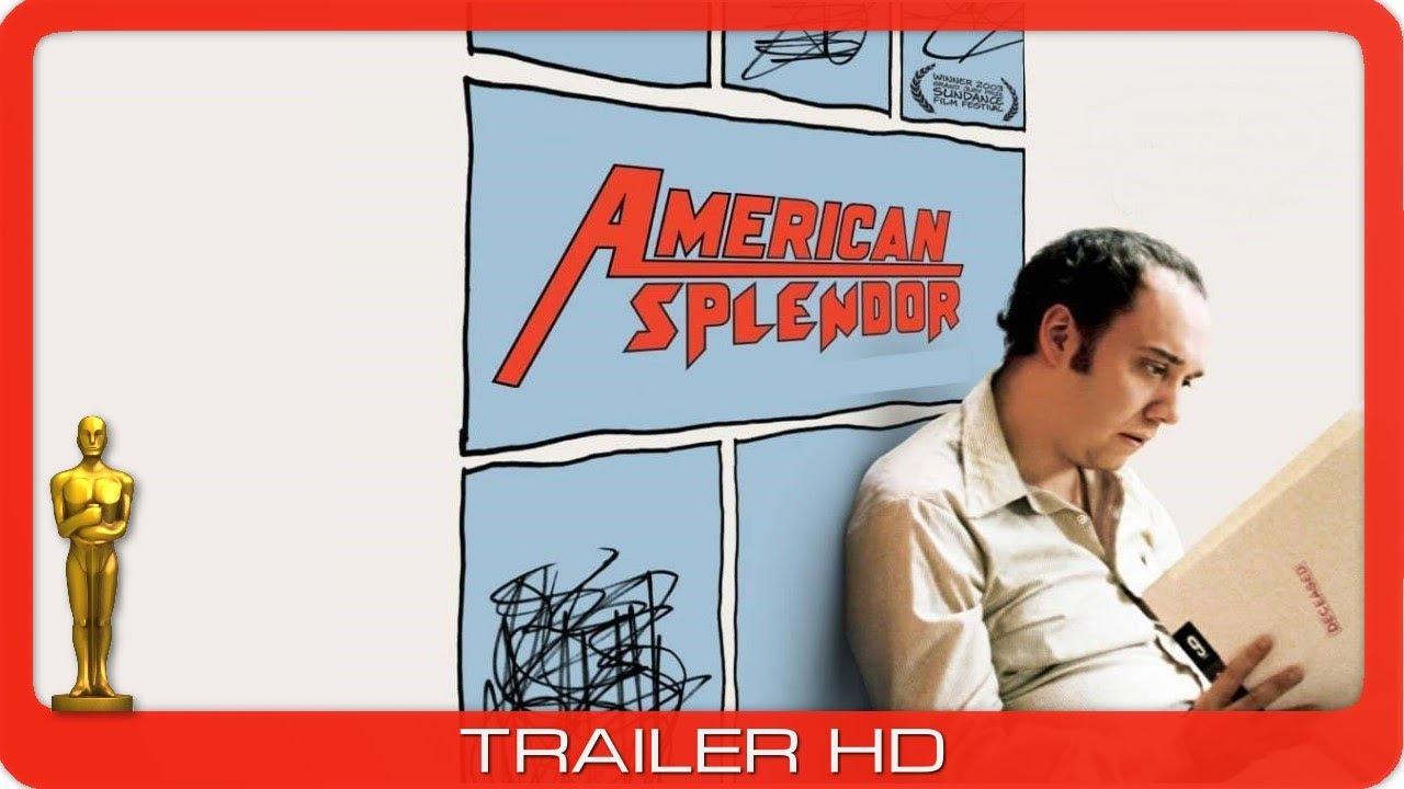 American Splendor ≣ 2003 ≣ Trailer ≣ German | Deutsch