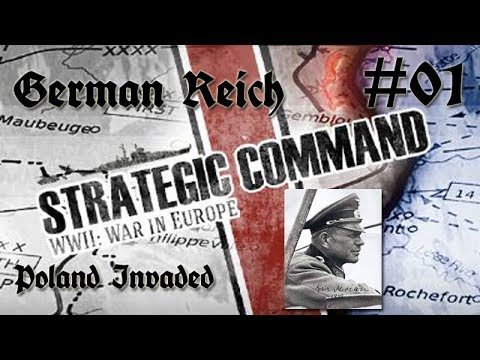 Strategic Command WWII: War in Europe - Germany 01