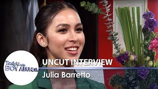 Julia Barretto | TWBA Uncut Interview