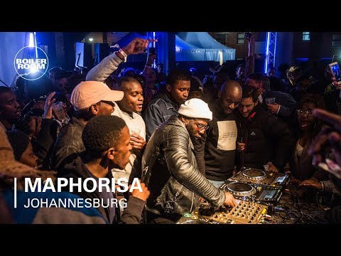 Maphorisa | Boiler Room x Ballantine's True Music South Africa