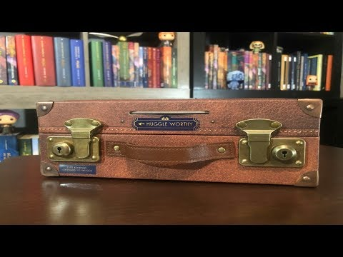 newt-scamander's-magizoologist's-discovery-case-|-a-preview