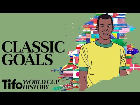 World Cup Goals | Carlos Alberto: A History Of The World Cup