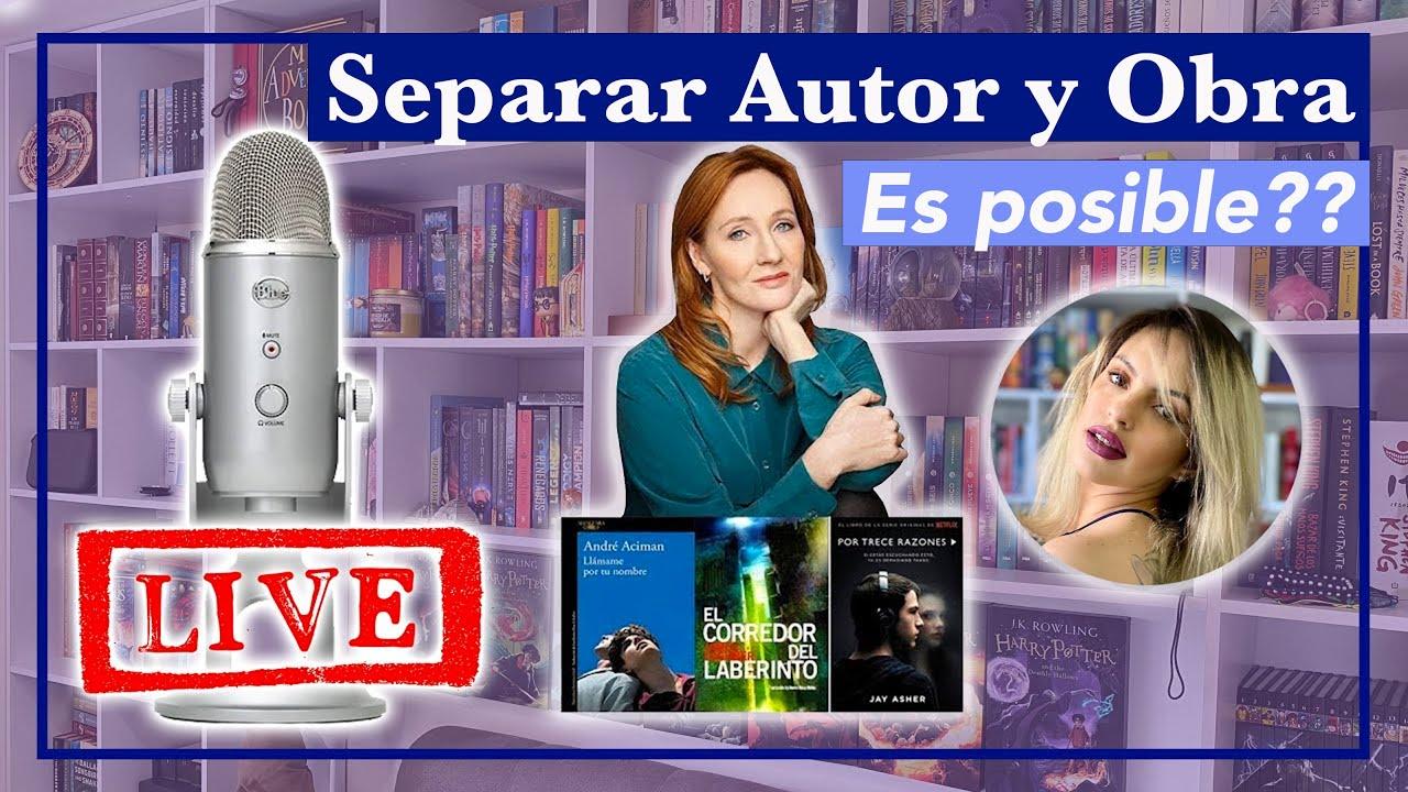 EN VIVO (LIVE) - JK Rowling y otras polémicas | Juliana Zapata