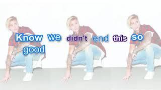 Friends Ft BloodPop Justin Bieber Karaoke With Guide Melody Instrumental Друзья Ft BloodPop