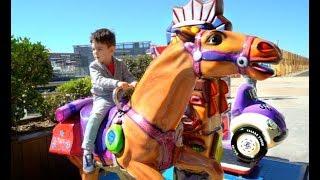Alex Ride on Horse Children's Fun Playing