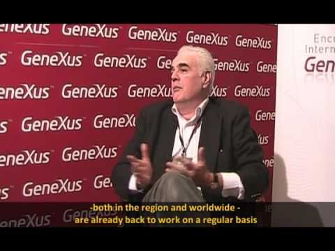 XX Meeting GeneXus. Fernando Brum - ANII