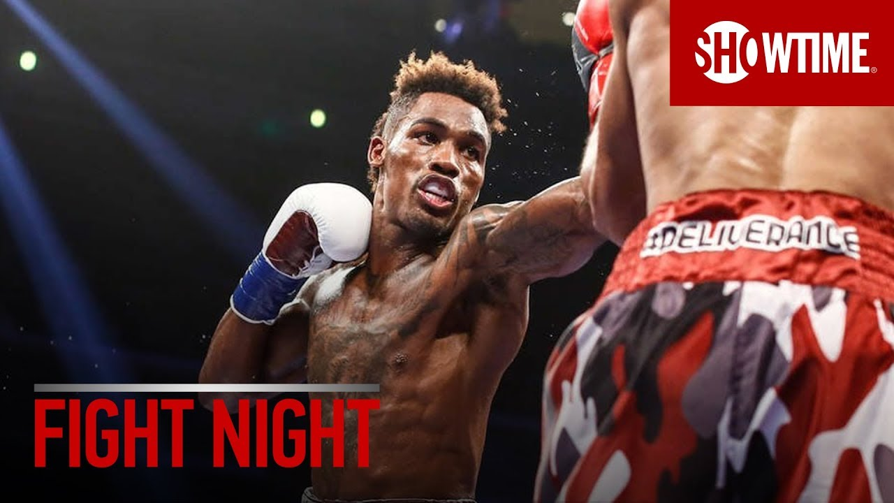 FIGHT NIGHT: Jermall Charlo | SHOWTIME Boxing