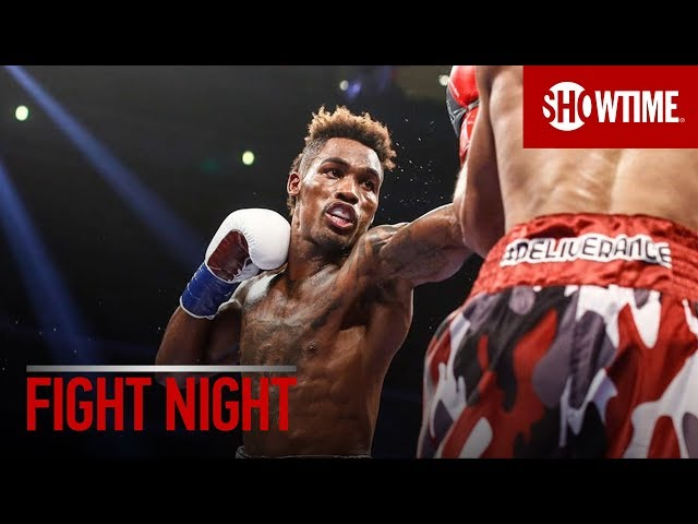 FIGHT NIGHT: Jermall Charlo | SHOWTIME Boxing