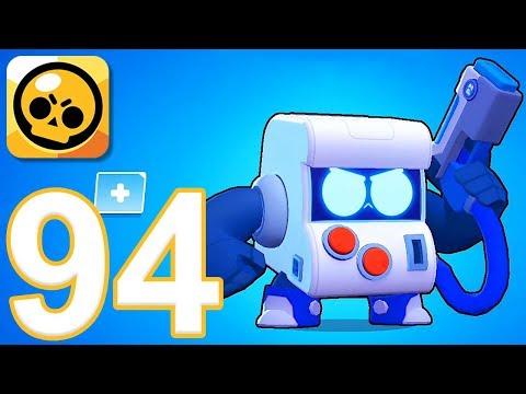 Brawl Stars - Gameplay Walkthrough Part 94 - 8-Bit (iOS, Android)