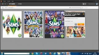 how to install crack sims 3