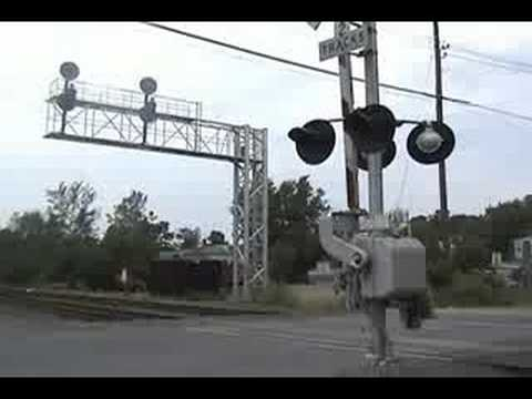 MBTA Commuter Rail Crossing 2