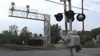MBTA Commuter Rail Crossing 2
