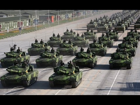 TOP 6 MILITARY POWERS IN ASIA [FullHD 1080p] | 2016