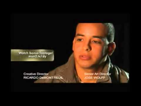 Daddy Yankee - Mi Historia - Documental